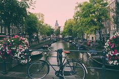 Have an Amsterdam adventure! So charming! #SummerTravel