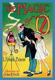 One of the original 15 books written by Frank L. Baum, the creator of the Oz saga.
