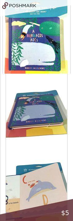 Manhattan Toy A Mermaids ABC Board Book