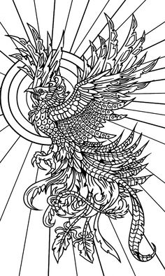 Image Result For Adult Coloring Book Pages Dragons
