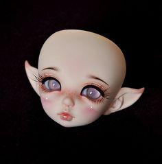 Littlefee Leah Open eyes & Elf ear Mod   Flickr - Photo Sharing!