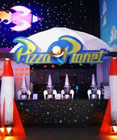 Pizza Planet Theme - Toy Story :)