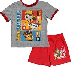 Paw Patrol Boys Best Pups Short Sleeve Pyjama Set By Best... https://www.amazon.co.uk/dp/B01DELXJM2/ref=cm_sw_r_pi_dp_CizrxbAMP1NZD