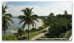 Bahia Honda State Park views from the Old Bridge