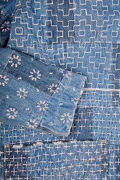 Maharishi (London, UK) - Sashiko