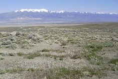 Locations To Prospect for Gold nuggets and flakes - Nevada