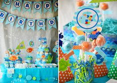 adorable under the sea party