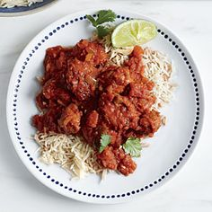 This big-batch recipe for Chicken Tikka Masala is an unusual but brilliant choice for freezing. Moist chicken thighs hold up well, especially in the