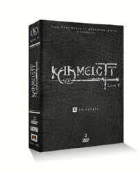 Kaamelott : Livre V - Coffret 4 DVD M6 VIDEO http://www.amazon.fr/dp/B001B84SS0/ref=cm_sw_r_pi_dp_6luQwb0CXHFC9
