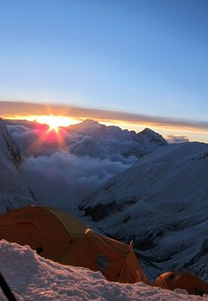 Summit Mt. Everest