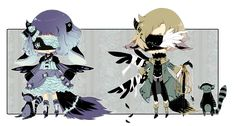 [CLOSED] ADOPT AUCTION 79 - Blind Lace by Piffi-adoptables on deviantART