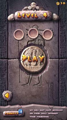 无牙牙采集到游戏UI(1786图)_花瓣 Stone Game, Game 2d, Game Ui Design, Game Props, Game Interface, Game Concept, Game Item, Visual Development, Mobile Game