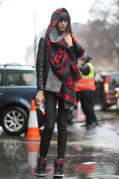 Check Out Our Street Style Snaps from London Fashion Week!