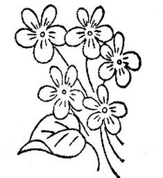 23 web pages of hand embroidery patterns follow the pin to the website