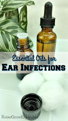 Skincare Tips, Tricks & Hacks Picture DescriptionIf you are looking for ways to treat an ear infection naturally, you can do so with essential oils! Check out these Top 10 Essential Oils for Ear Infections! Ear Ache Essential Oil, Essential Oils Ear Infection, Essential Oils For Earache, Oils For Ear Infection, Ear Infection Home Remedies, Oils For Sinus, Essential Oils Guide, Frankincense Essential Oil, Young Living Essential Oils