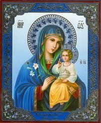 Mother of Mercy and of Love, most Blessed Virgin Mary