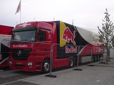 Citroen Rally Team Mercedes Benz Actros