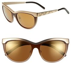 #Burberry                 #Eyewear                  #Burberry #57mm #Sunglasses                         Burberry 57mm Cat Eye Sunglasses                                              http://www.seapai.com/product.aspx?PID=5086401