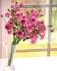 Розочки ручной работы. Слеплены из глины. #ручнаяработа #bouquet #vkpost #handmade #clayflowers #цветы #красиво