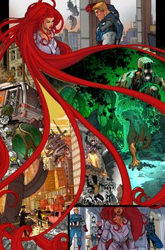 Inhumanity #2 See how the queen of the Inhumans – and now their defacto ruler – Medusa deals with the weight of her race's crown wears on her. Originally announced as Inhumanity: Medusa, the newly titled Inhumanity #2 was renamed after the scope of the issue was expanded past just being a solo Medusa story.