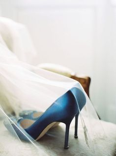 pretty blue pumps | Georgina Harrison Photography » Yorkshire Fine Art Wedding Photography