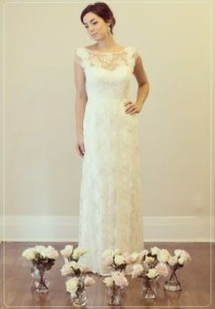 Rose & Delilah: Ophelia with Lace Skirt