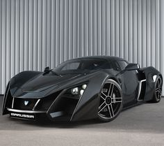 Marussia B2 - The First Russian Supercar