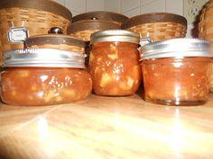 a Latte' with Ott, A: gOTTa try this Carmel Apple Jam : Tummy flutter, caramel apple butter.