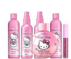 Avon Hello Kitty - And not forgetting the kids. Campaign 14
