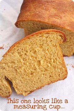 Pumpkin Yeast Bread by Nutmeg Nanny