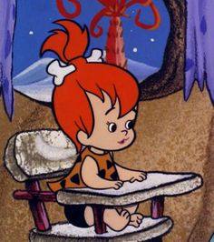 The Flintstones_Pebbles Flintstone