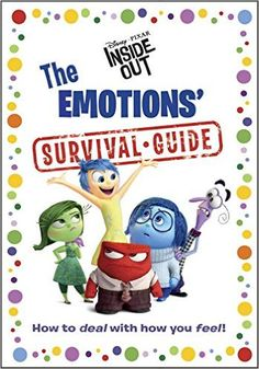 The Emotions Survival Guide, great gift for kids...from The Ultimate Inside Out Fan Gift Guide