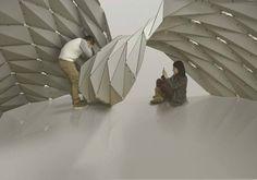 Courtesy of Jiangmei Wu, Folded Light Art + Design