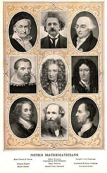 Famous Mathematicians