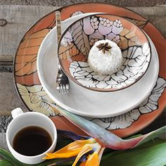 Pentik Fall Collection 2013 by Anu Pentik Fall Collections, Serving Dishes, Teacups, Cutlery, Fine China, Finland, Dinnerware, Knives, Stoneware