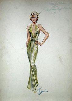 Marilyn Monroe by William Travilla