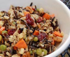 Ricette Bimby: insalata di riso