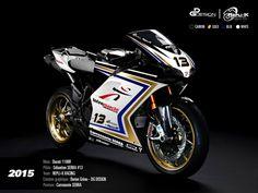 Création Graphique Ducati