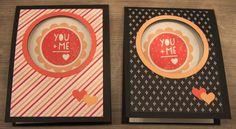 Lenky & Verzickt: happy Valentines day, Stampin' Up,