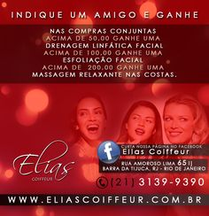 #facebook Elias Coiffeur