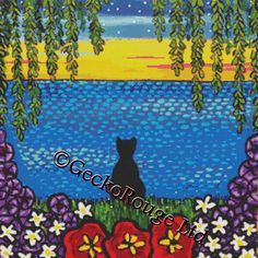 Hey, I found this really awesome Etsy listing at https://www.etsy.com/listing/156410282/cat-cross-stitch-kits-by-shelagh-duffett