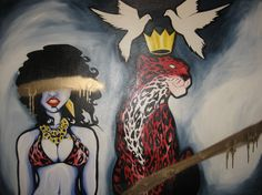 "mavric: "" Envy/woman & the a Jag "" His work is sooo.. amazing to me."