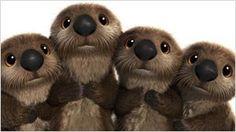'Buscando a Dory': No te pierdas las fotos de los nuevos personajes de la secuela de Pixar