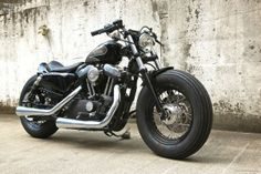 Sportster Forty Eight by Hide Motorcycles  631x421 Sportster Forty Eight by Hide Motorcycle