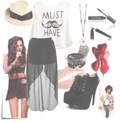"""""""cher lloyd style"""" by foreverandalwaysme ❤ liked on Polyvore"""