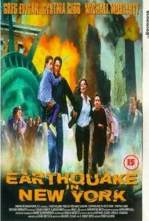 Earthquake in New York (1998) Poster