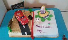 Erase una vez Cars y Rapunzel