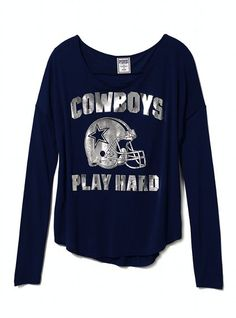 8477d86dd Page Not Available - Victoria s Secret. Dallas CowboysLong Sleeve  TeesVictoria ...