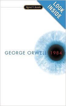 1984 (Signet Classics) View our feature on George Orwell's 1984. Written in 1948, 1984 was George Orwell's chilling prophecy about the future. And while 1984 has come and gone, Orwell's narrative is timelier than ever. 1984 presents a startling and haunting vision of the world, so powerful that it is completely convincing from start to finish.