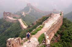 3-day Trek on the great wall of China is really an adventurous and excited journey. So explore your journey in different part of China Great wall. #Greatwall #trekking #Beijing